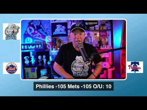 Philadelphia Phillies vs New York Mets Free Pick 9/15/20 MLB Pick and Prediction MLB Tips