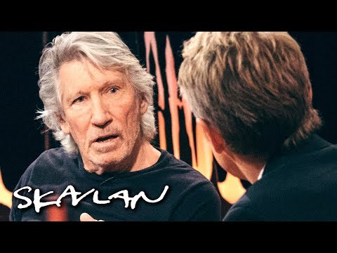 Roger Waters admits he feels empathy with Trump voters | Skavlan