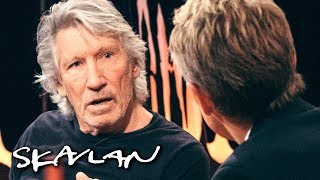 Roger Waters admits he feels empathy with Trump voters | SVT/NRK/Skavlan