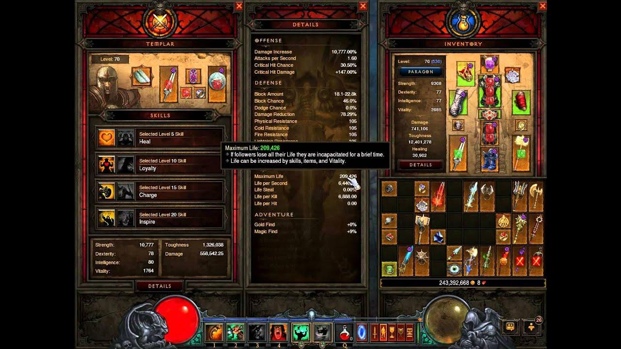 diablo iii reaper of souls 2 1 follower guide mechanics itemization rh youtube com diablo 3 guide diablo 3 guide necromancien