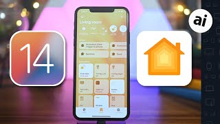 Everything New With HomeKit in iOS 14, tvOS 14, & macOS Big Sur!