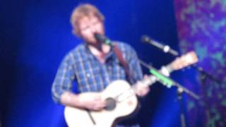 Live in Orlando One and Photograph - Ed Sheeran 09/08/15 [HD]