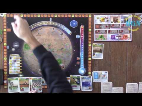 Terraforming Mars game play solo