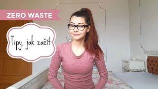 Jak začít se zero waste  |  ZERO WASTE TIPY  | Caroline Grey