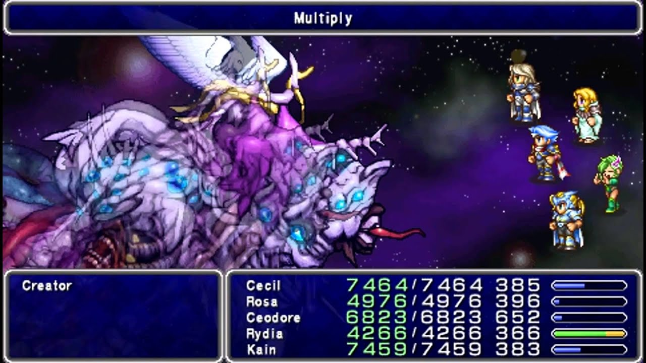 Final Fantasy IV - The After Y...