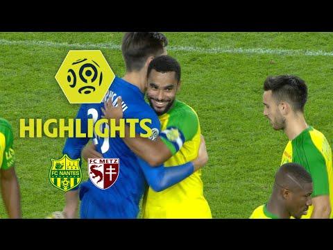 FC Nantes - FC Metz (1-0) - Highlights - (FCN - FCM) / 2017-18