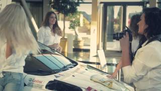 HOT RALLY GIRLS & Ford Fiesta R5 - Raliul Iasului Cotnari @ sSorin ...