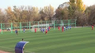 ФК Енбек 2002 - ФК Алга (г.Бишкек) 1-0