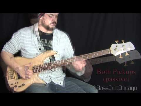 Download Youtube: Fodera Monarch 4 Standard demo by Bass Club Chicago