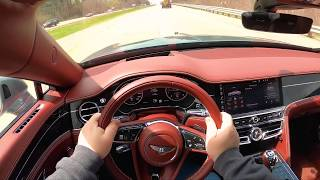 2020 Bentley Flying Spur: Virtual Test Drive — Cars.com