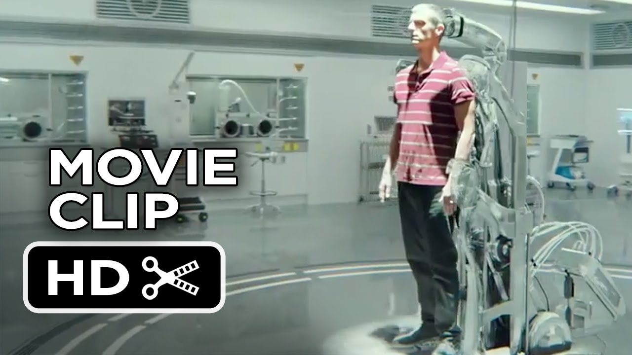 Robocop Movie Clip Time To Wake Him Up 2014 Joel