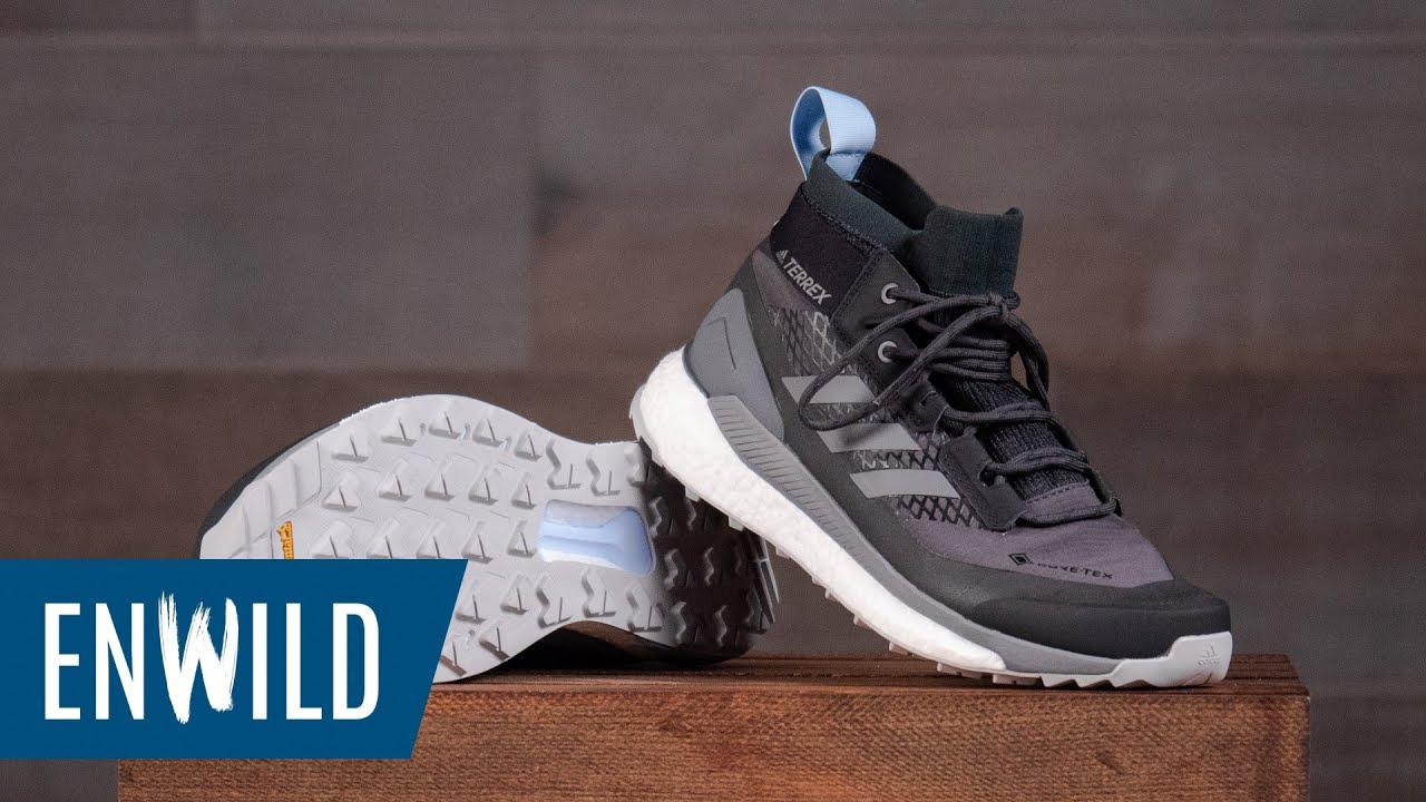 adidas Outdoor Women's Terrex Free Hiker GTX