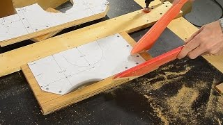 Improvised Table Saw (to Make A Table Saw)