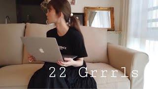 【ZINE】VLOG #7 -女性らしさってなんだろう-【22Grrrls】