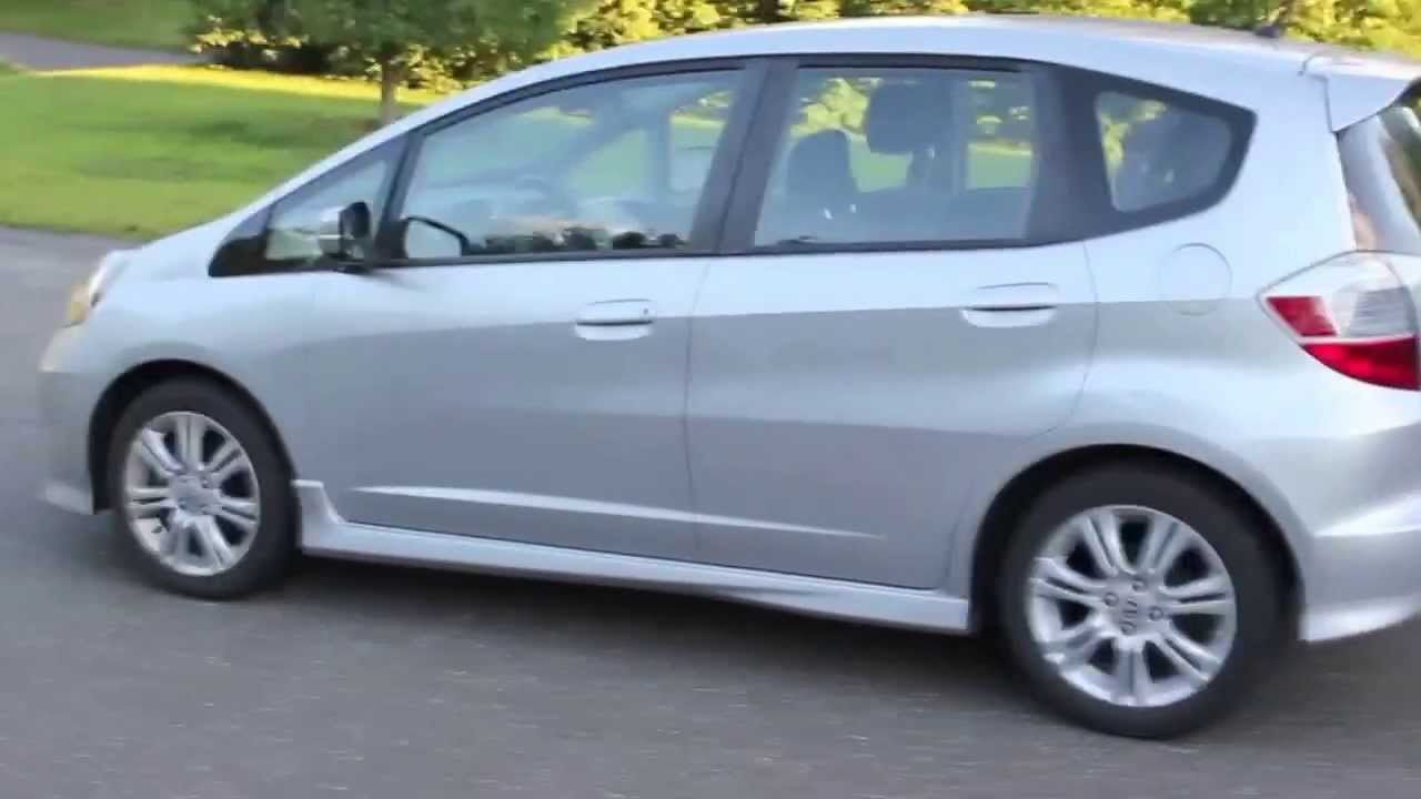 2011 honda fit sport review youtube. Black Bedroom Furniture Sets. Home Design Ideas