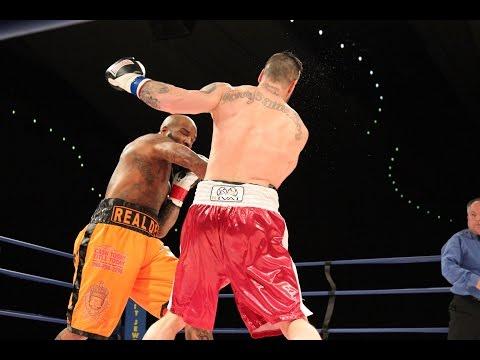 Ryan Ford TKO 1 David Whittom