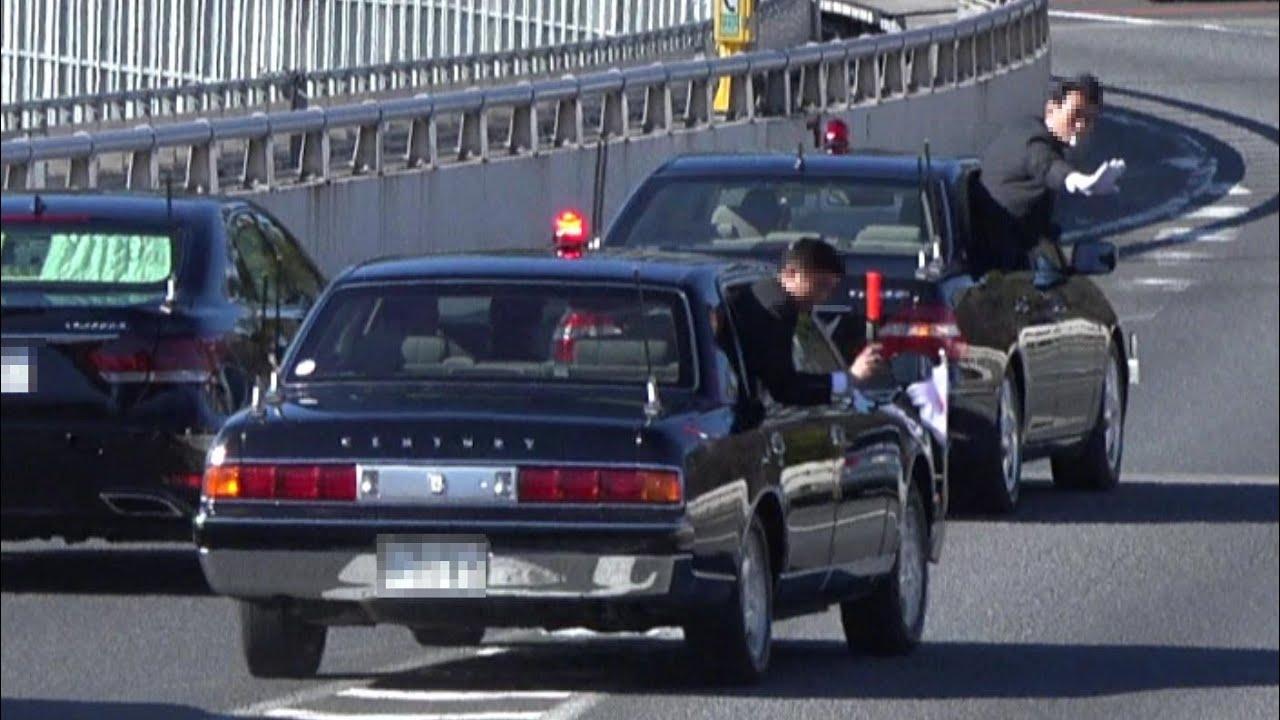 【速報】秋篠宮妃・紀子さまと悠仁さまら6人が乗った車が中央道で追突事故 けがはなし ★4 [無断転載禁止]©2ch.net YouTube動画>10本 ->画像>136枚