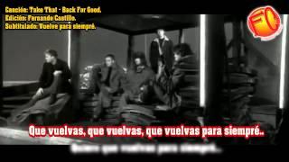 Download Back For Good - Take That Subtitulado (Vuelve para siempré) Mp3