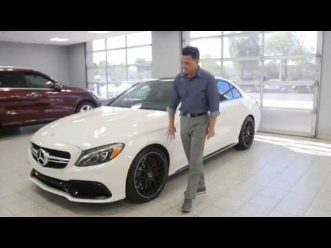 Car review mercedes c class amg doovi for Mercedes benz of arrowhead reviews
