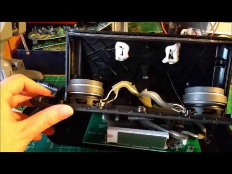TeardownTube - Episode 52- Altec Lansing IM414 Zune Speaker Radio