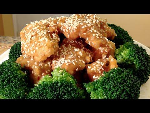 Sesame Chicken Recipe - Easy Chinese Food Recipe