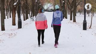 Спорт-ревю / Мастер-класс. Как правильно бегать зимой?
