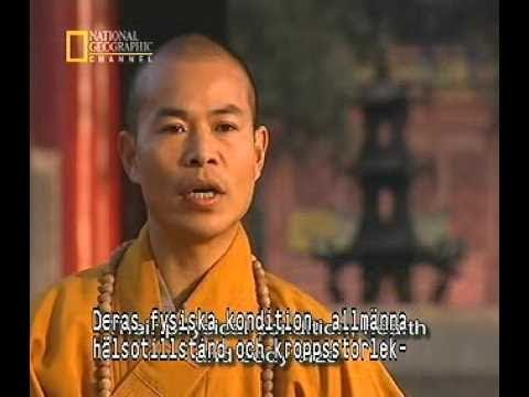Martial Arts Instruction National Geographic Documentary - Kung Fu Shaolin