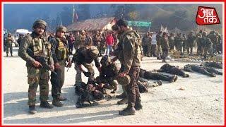 25 Jawans Injured, 20 Dead In Uri Attack