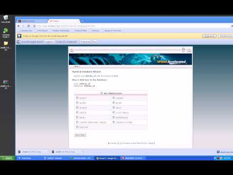 How to install a php script / phpbb3