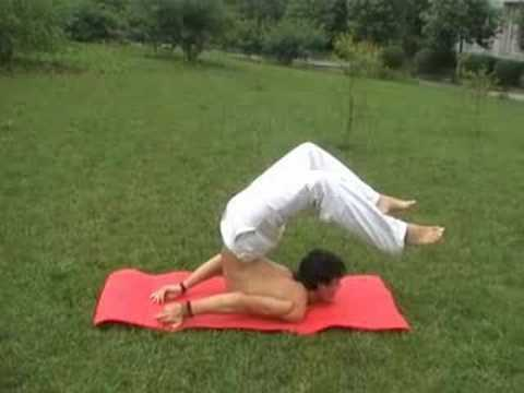 YOGA IN CHENGDU UNIVERSITY