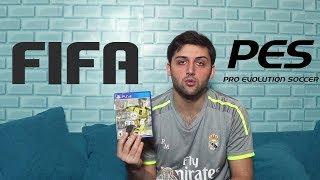 შედარება - PES  თუ FIFA