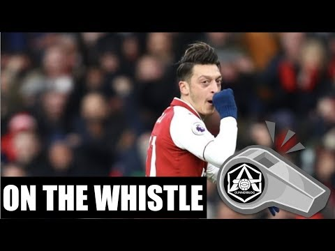 "On the Whistle: Arsenal 1-0 Newcastle - ""Ozil's audition for the Cazorla role"""