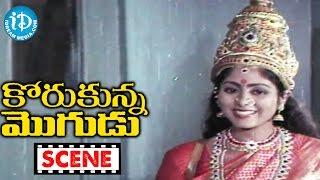 Korukunna Mogudu Movie Scenes - Jayasudha Introduction || Shoban Babu || Lakshmi || Satyam