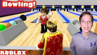 ROBLOX ESCAPE THE BOWLING ALLEY OBBY | ROBLOX GAMEPLAY WITH COLLINTV GAMING
