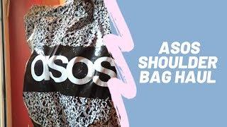 HAUL : ASOS Shoulder Bags