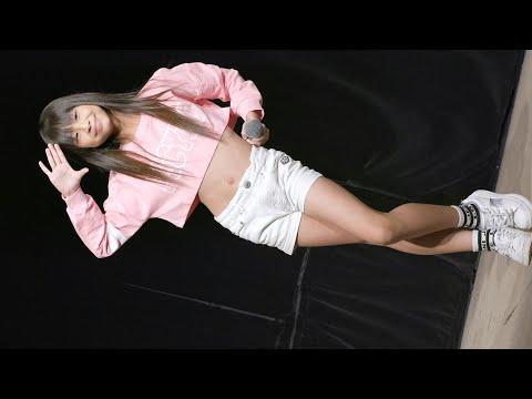 【EOS R5/4K】 早乙女ゆあ(Pink Tiara)/東京アイドル劇場mini ソロSP 「MaKe you happy/NiziU」 20210211 [4K] ▶4:28