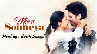 mere-sohneya---instrumental-cover-mix-kabir-singh-harsh-sanyal