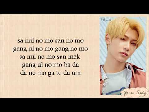 Stray Kids (스트레이 키즈) - MIROH (Easy Lyrics)