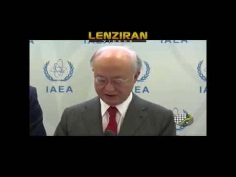 IAEA Yukio Amano : Execution of Barjam is very fragile !