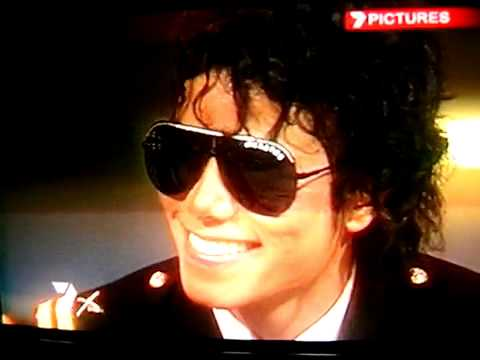 Michael Jackson Perth TV Telethon 1985