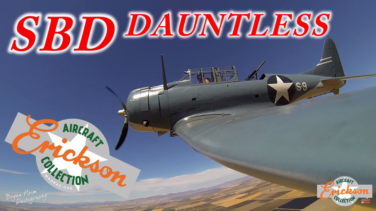 SBD Dauntless