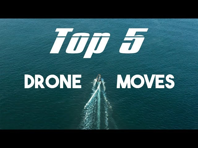 5 DRONE FLYING TECHNIQUES YOU MUST MASTER!