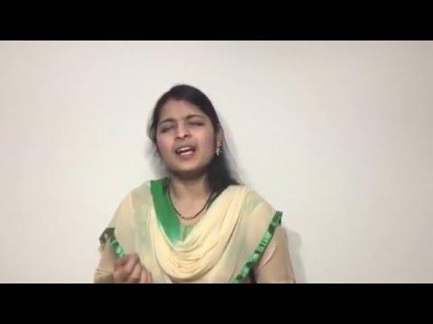 Vaishnavi Bhargavi Vaagdevi - Keerthana Yathavakilla @ NATA IDOL 2016