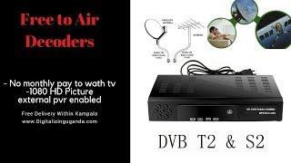 Download lagu Free to air 1080P Satellite Combo Decoders @120,000UGX 0703-664233