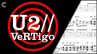 Cello - Vertigo - U2 - Sheet Music, Chords, & Vocals