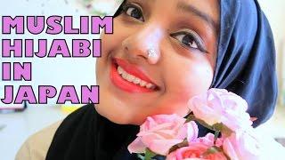 Being a Muslim in Japan!!!!! (Hijabi)