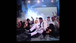 Miguels Jump Fail at the Billboard Music Awards 2013