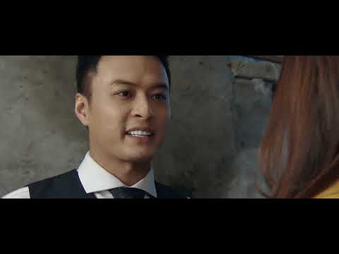 Phim Hoa hồng trên ngực trái tập 37: Màn tỏ tình ngọt lịm của anh Bảo tuần lộc với chị Khuê