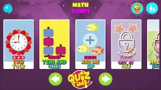 Kids Games Learning Math Basic Level 6