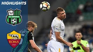 Sassuolo - Roma 0-1 - Highlights - Giornata 38 - Serie A TIM 2017/18